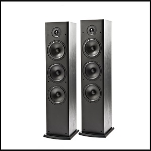 Polk audio t50 especificaciones
